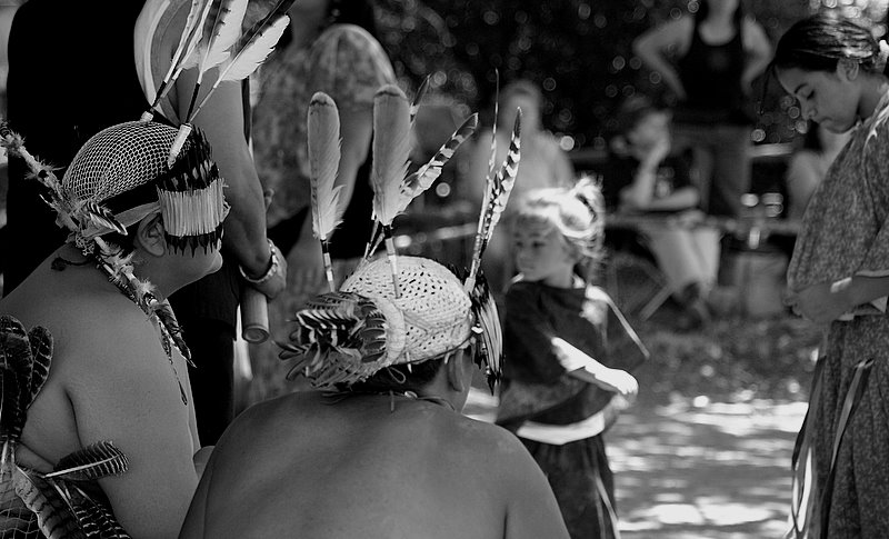 Kayla Hilario: Let's not forget Tribal history as we complete the Census