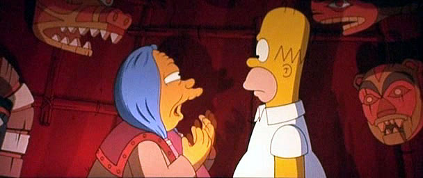 Indianz Com In The Hoop The Simpsons In Indian Country