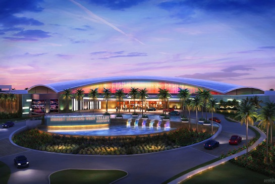 Mayor gives conflicting view on Tohono O'odham Nation casino