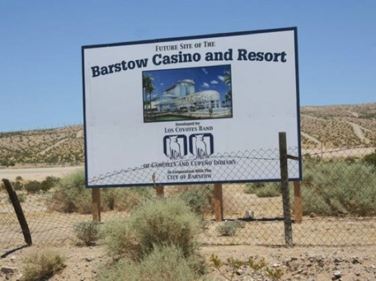 BIA wants views on Los Coyotes Band off-reservation casino
