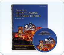 Indian Gaming Industry Report shows 2 percent growth in 2012