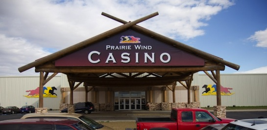 Oglala Sioux Tribe to install more slot machines with compact