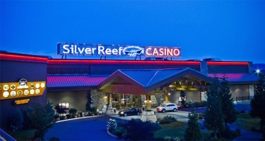 Silver Reef Casino Washington