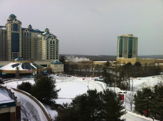Mashantucket Tribe not in active talks to restructure casino debt