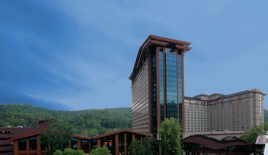 Eastern Cherokees not affected by bankruptcy of casino company