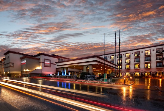 Chumash Tribe to use labor unions for all work on casino project