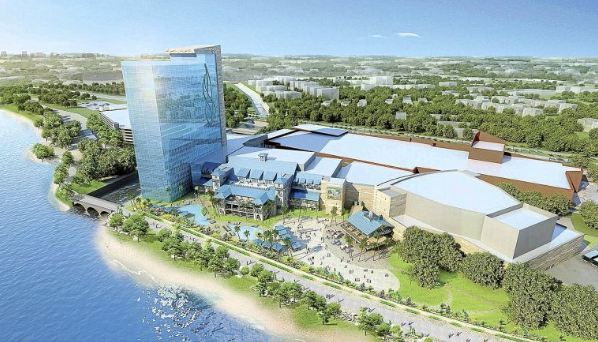 Muscogee Nation waits on permit for $375M casino expansion