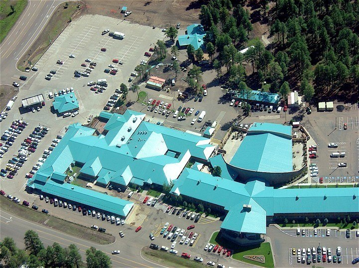 Paper names gunman at White Mountain Apache Tribe's casino