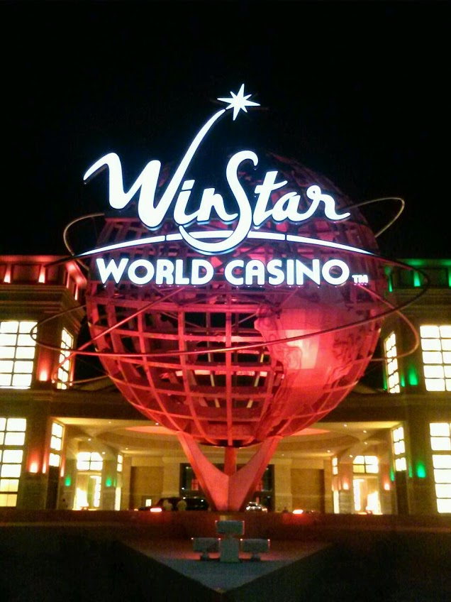 Texas Casino Law