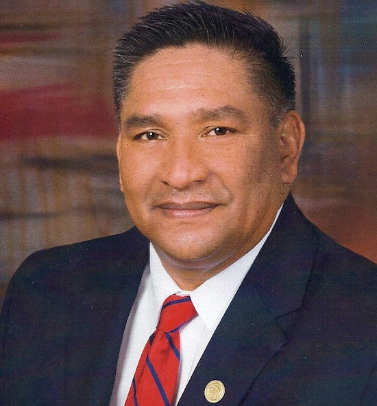 Creek Nation leader who took funds to gamble awaits sentence