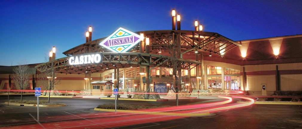 Man pleads guilty to felony for cheating at Meskwaki Tribe's casino