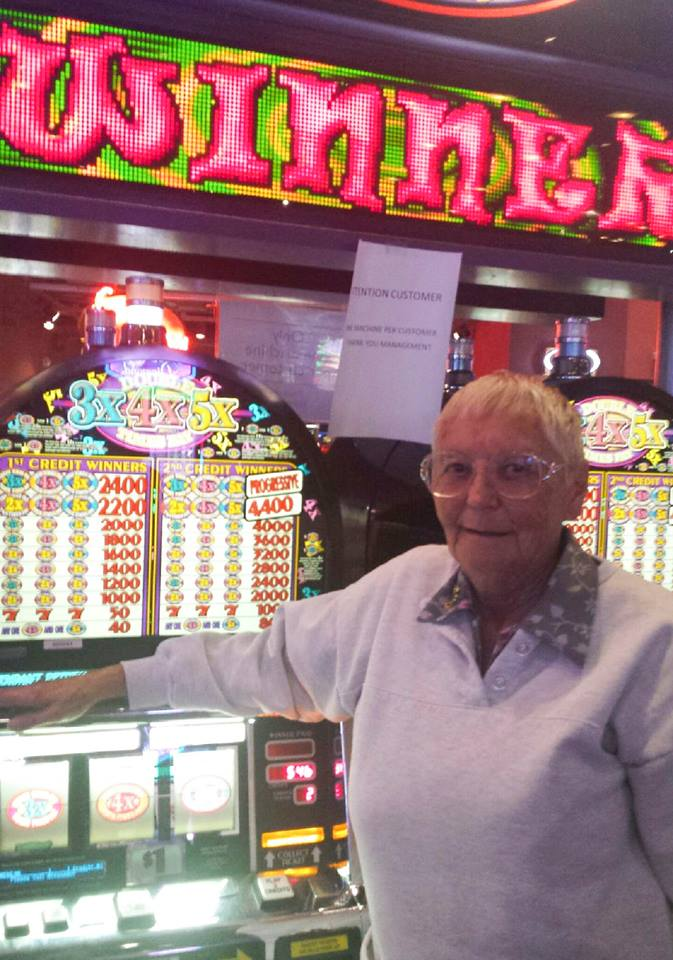 Woman wins $477,489 payout at Northern Arapaho Tribe's casino
