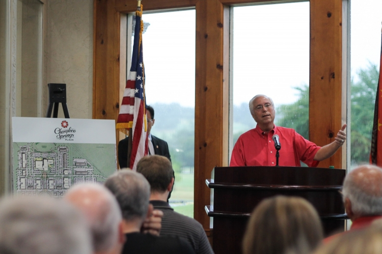 Bill John Baker: Cherokee Nation creates a new 'field of dreams'