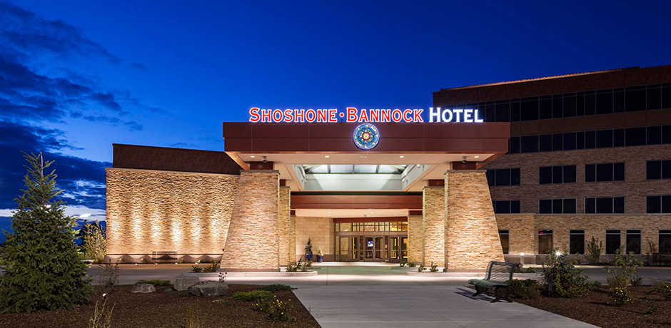 Shoshone-Bannock Tribes name executive for gaming operation