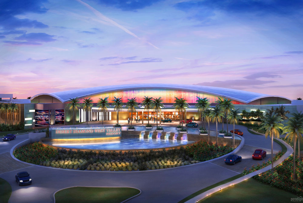 Tohono O'odham Nation was looking for off-reservation casino