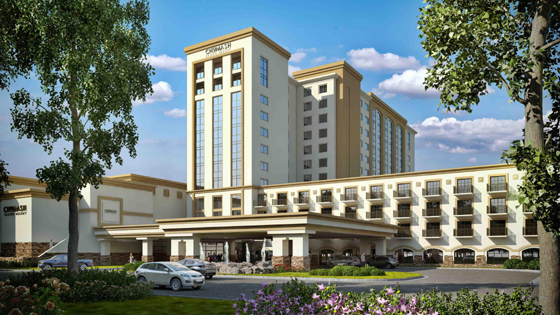 Chumash Tribe moves forward with $160M expansion at casino