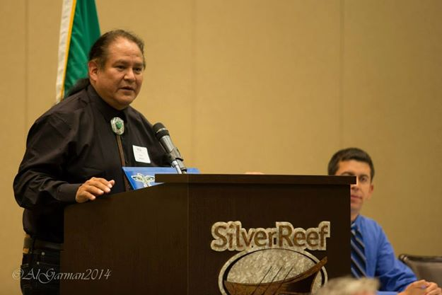 Navajo lawyer named chair of Washington gaming commission
