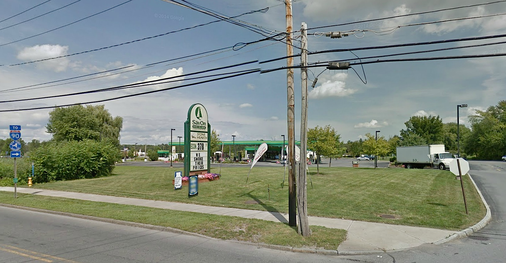 Oneida Nation puts gaming machines at convenience store