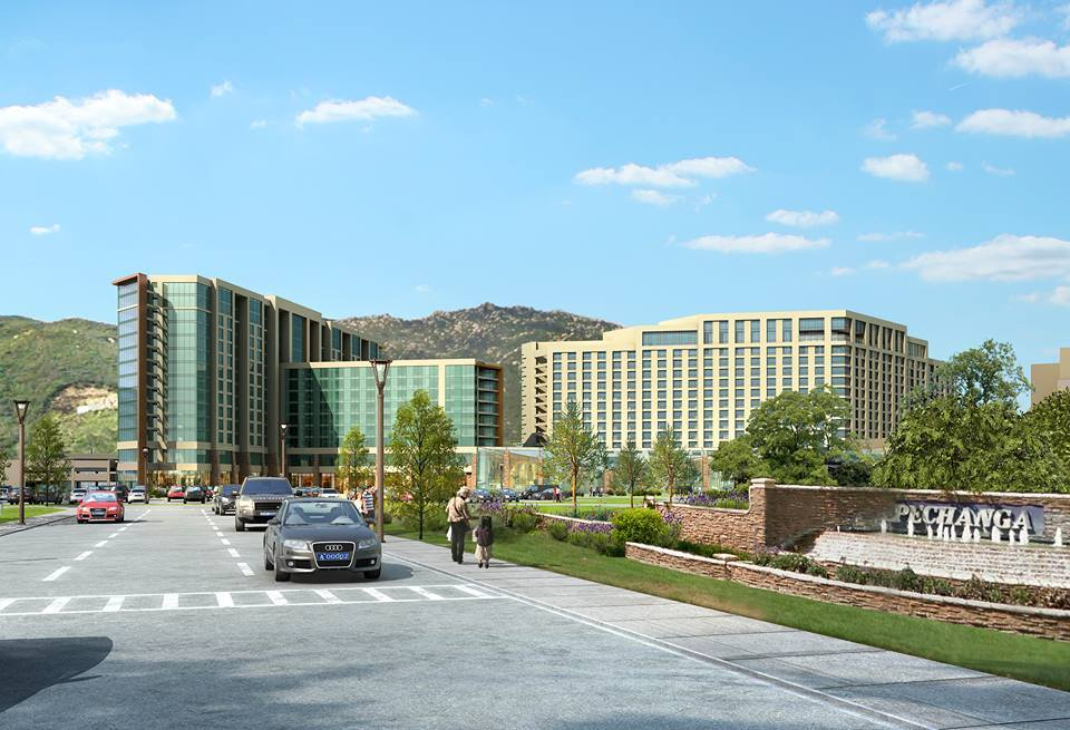 Pechanga Band unveils plan for $285M expansion of casino