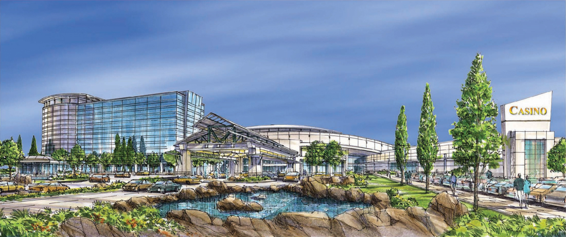 Cowlitz Tribe remains confident of casino bid despite litigation