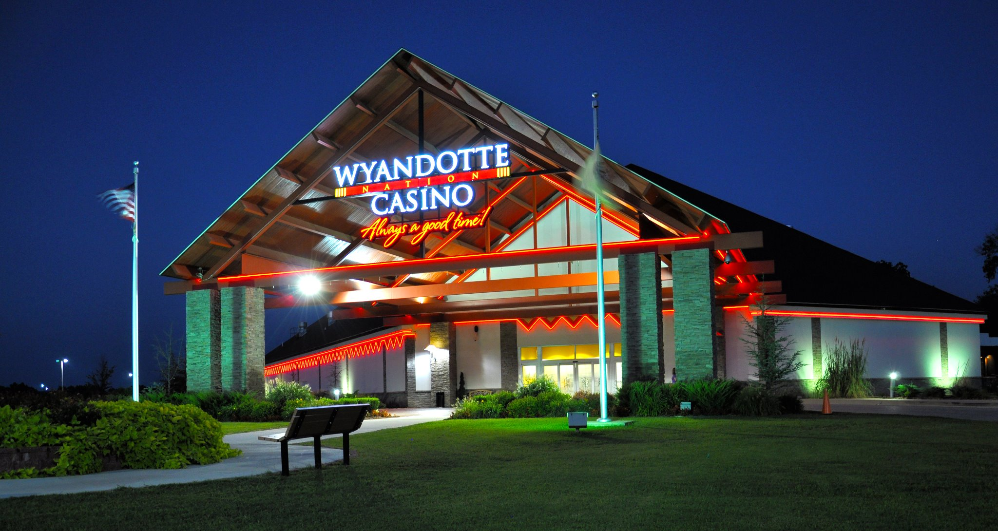Wyandotte nation casino kansas city kansas northern quest casinop