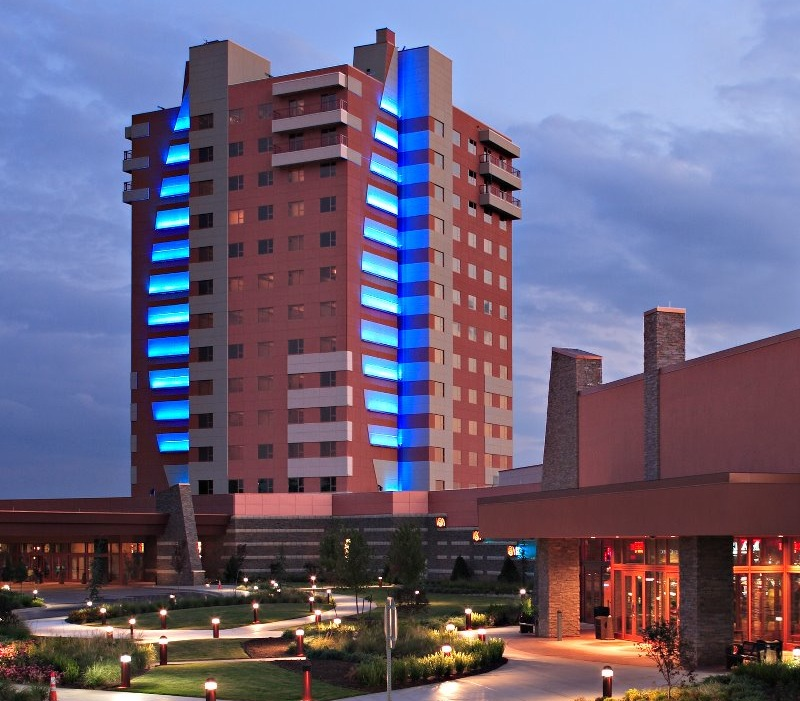 Quapaw Tribe faces competition from Kansas commercial casino
