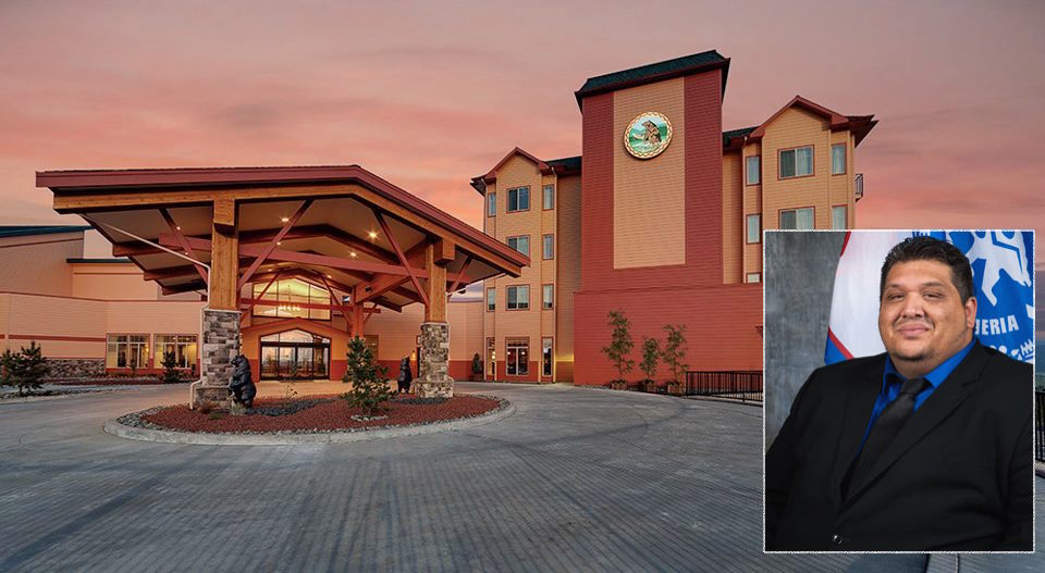 Bear River Band picks tribal member as casino general manager