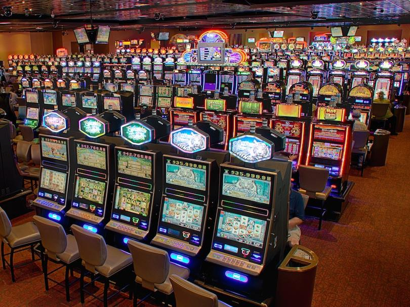 Casino Answer Man: About those Class II and Class III machines