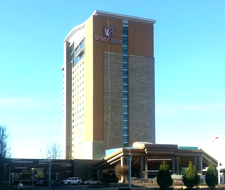Muscogee man appeals conviction over Poarch Creek casino