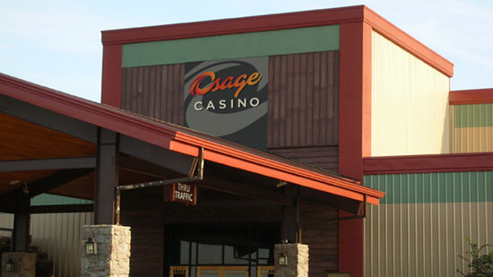 Osage Nation prepares for opening of $8M casino