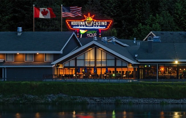 Kootenai River Casino