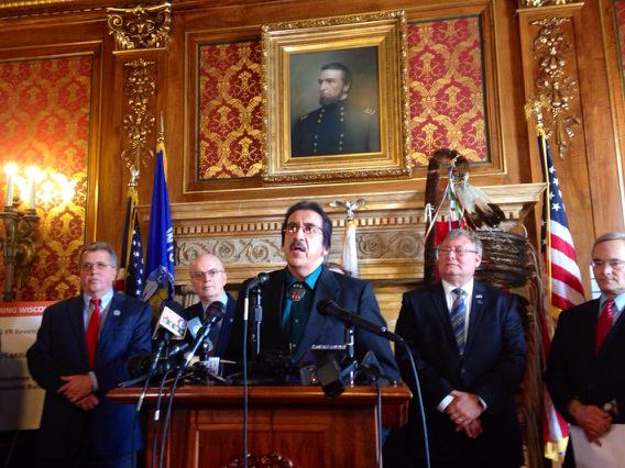 Menominee Nation to march 156 miles to rally support for casino