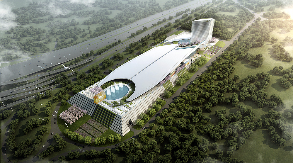 MGM  on track to complete $1.2B casino near US Capitol next year