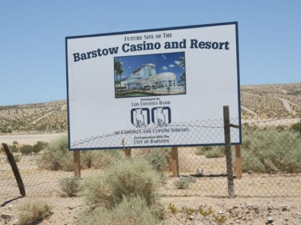 Rep. Cook supports Los Coyotes Band off-reservation casino