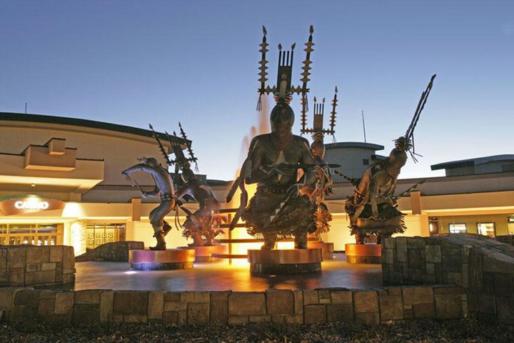 New Mexico tribes see 3.6 percent dip in slot machine winnings