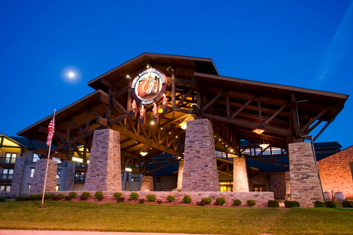 Probe continues into incident at Prairie Band Potawatomi casino