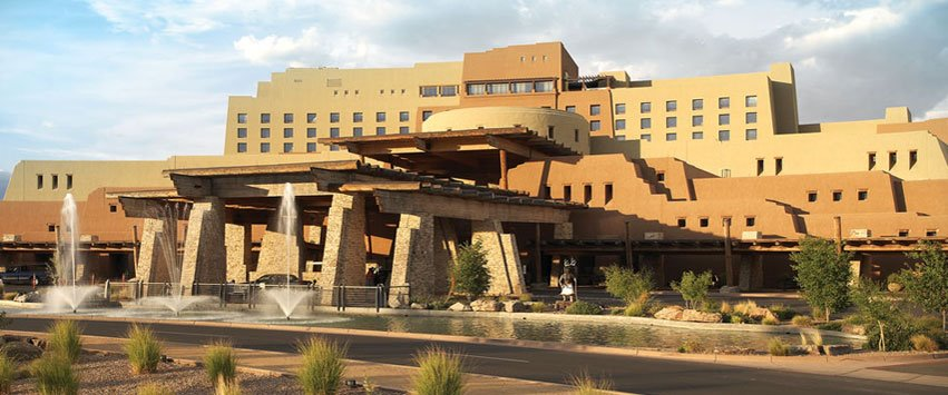 Leader of Sandia Pueblo accused of preventing arrest at casino