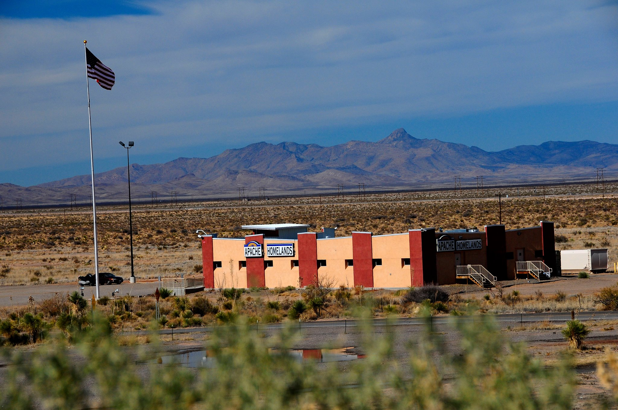 Fort Sill Apache Tribe fights NIGC on use of reservation for casino