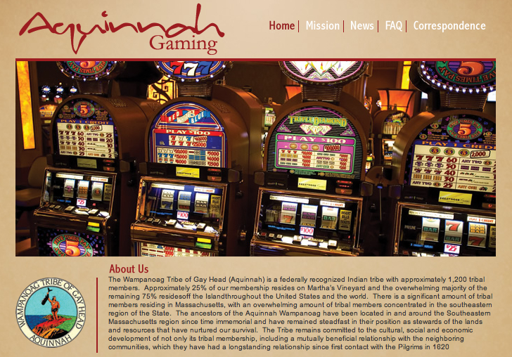 Editorial: Group fights Aquinnah Wampanoag Tribe casino plan