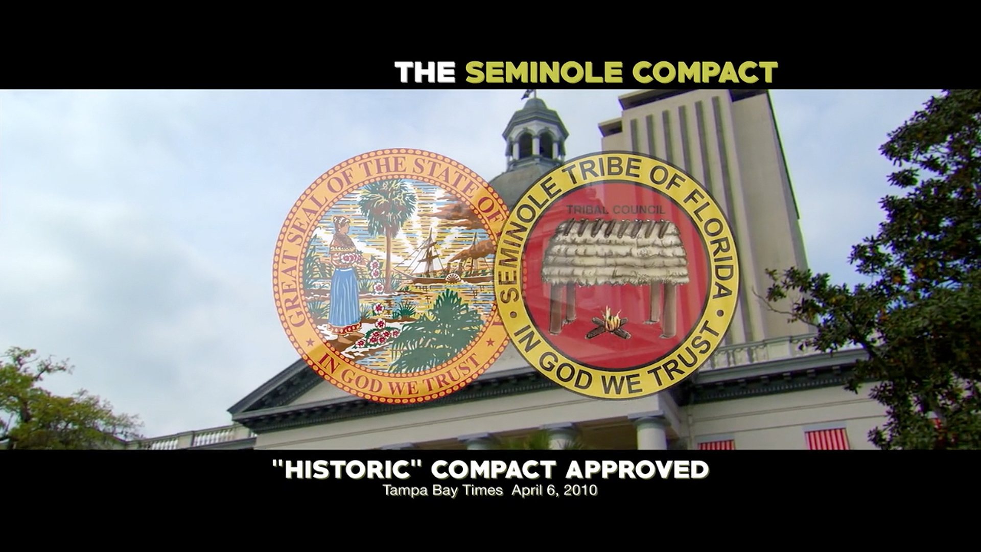 Seminole Tribe touts compact as lawmakers take up expansion