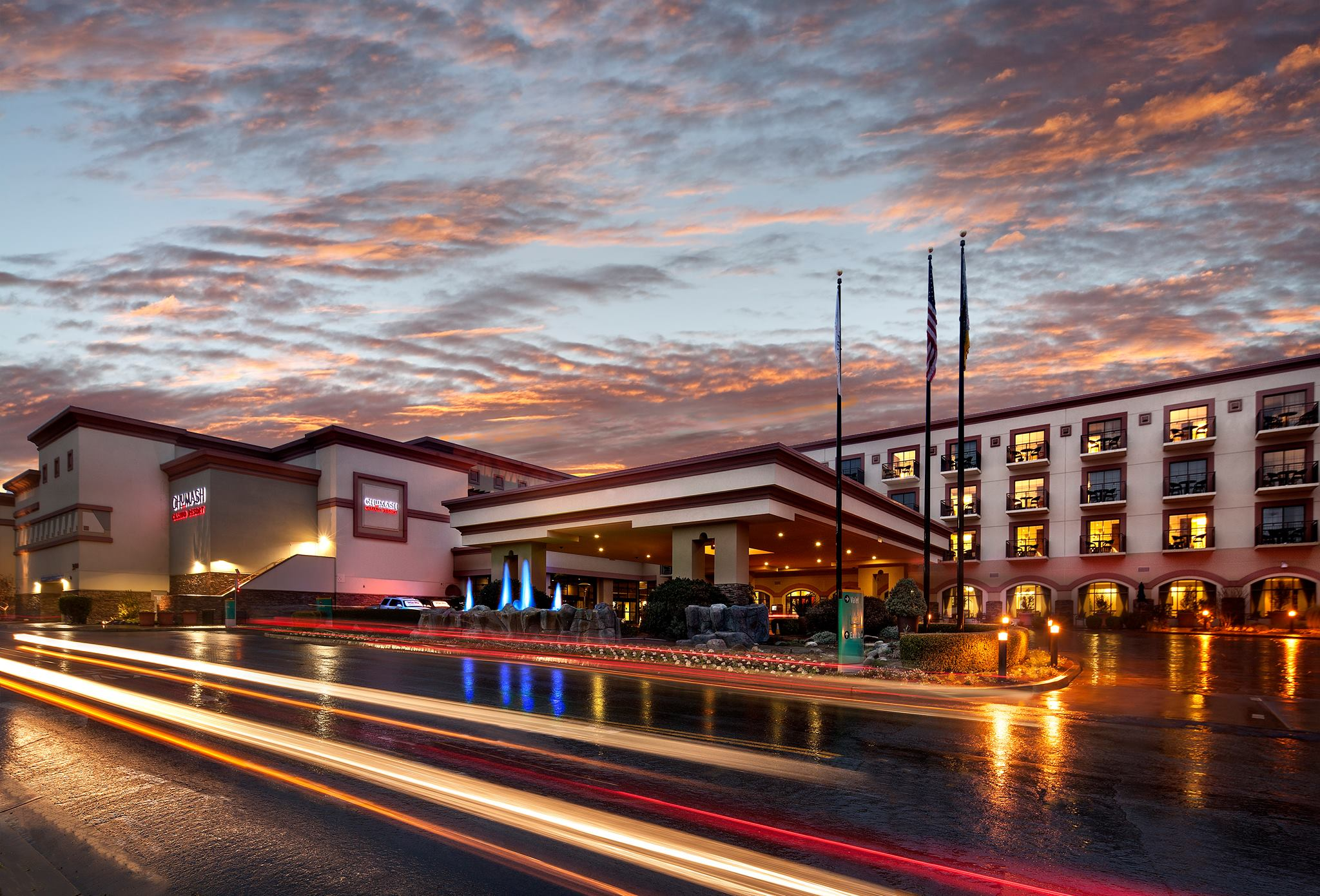 Wild horse casino resort