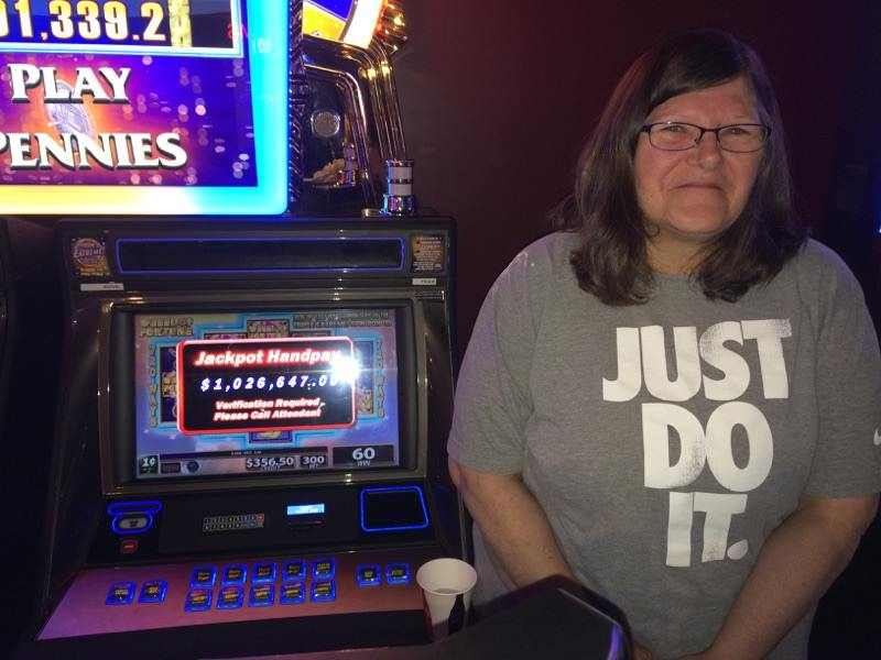 Oglala Sioux Tribe announces woman as winner of $1M jackpot