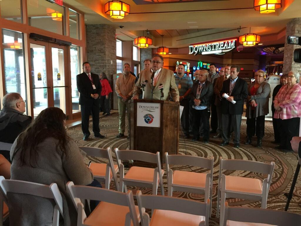 Quapaw Tribe promises fight to protect casino rights in Kansas