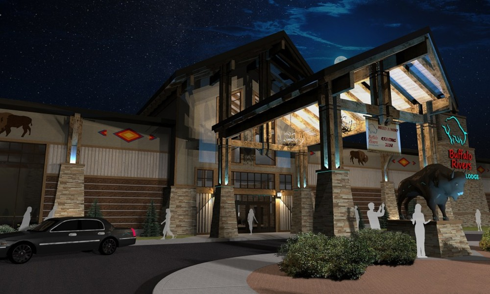 Fort Peck Tribes might scale back plans for new gaming facility