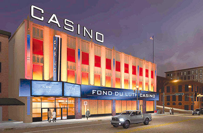 Fond du Lac Band almost finished with $6.2M casino upgrade