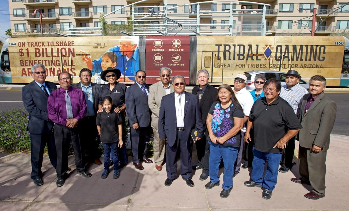 Everything you wanted to know about tribal gaming in Arizona