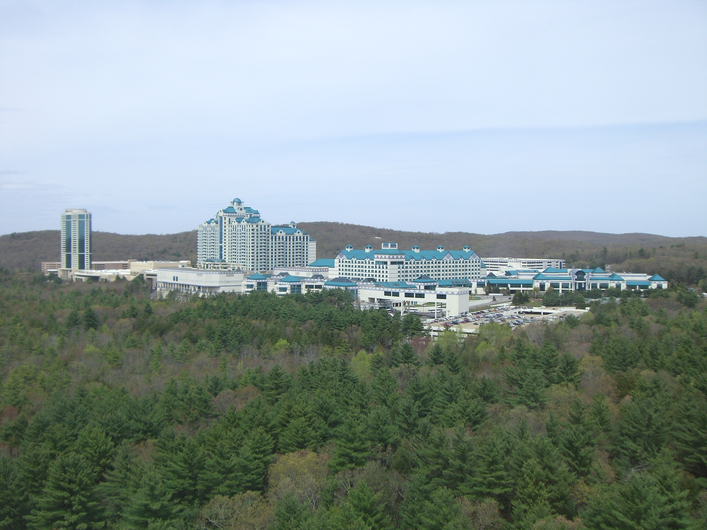 Woman from Mashantucket Tribe loses casino per capita ruling