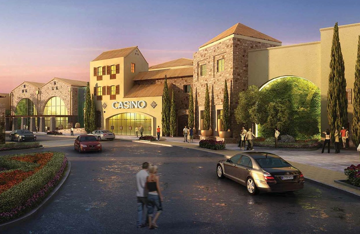 Oneida Nation files lawsuit over non-Indian commercial casino