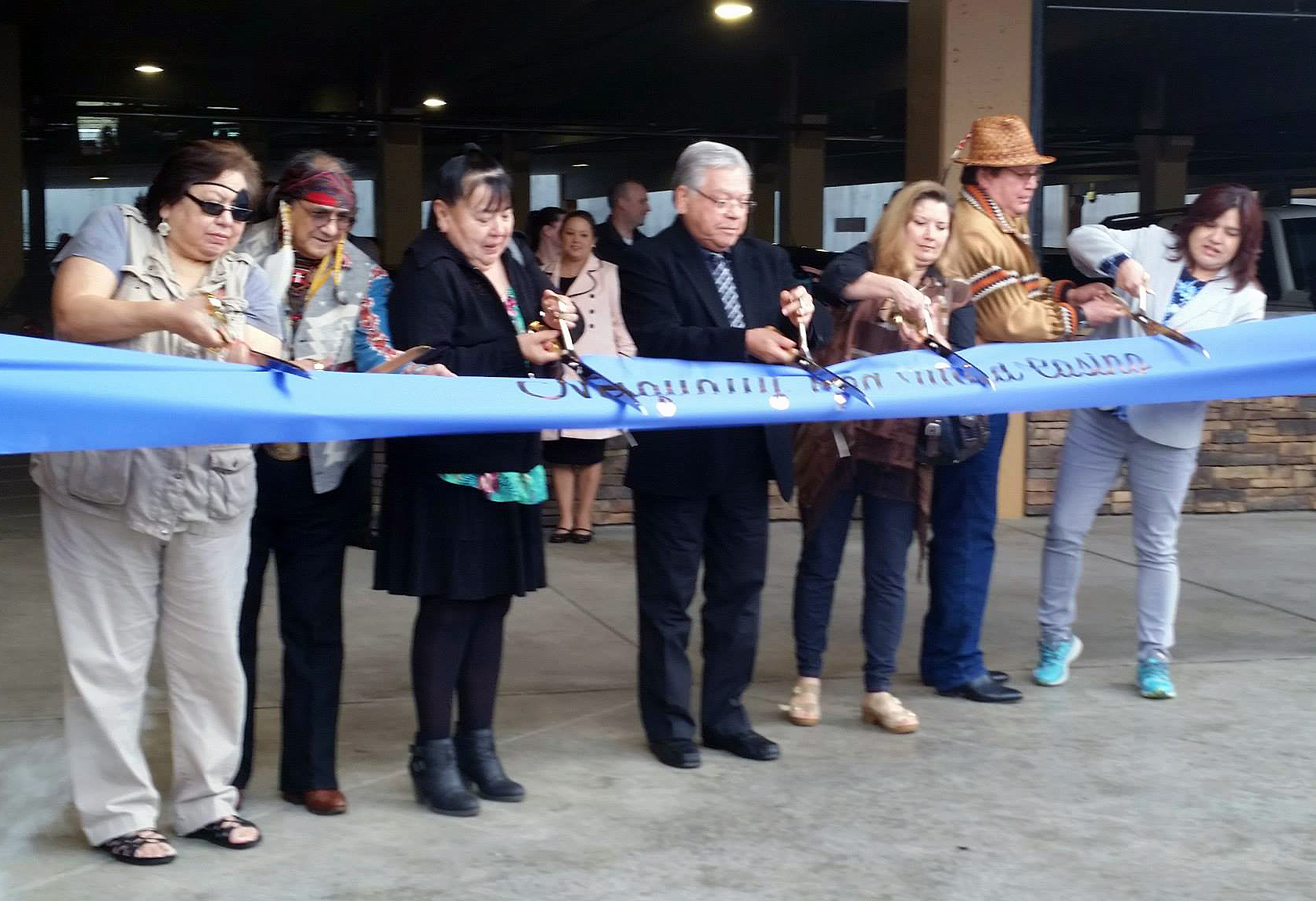 Nisqually Tribe welcomes public to non-smoking area at casino