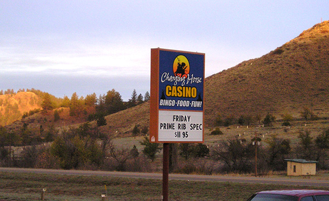 Native Sun News Northern Cheyenne Tribe Names Casino Hire